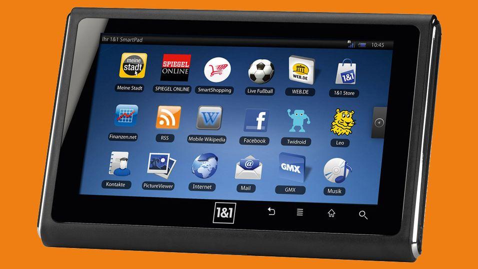 Se Toshibas iPad-konkurrent