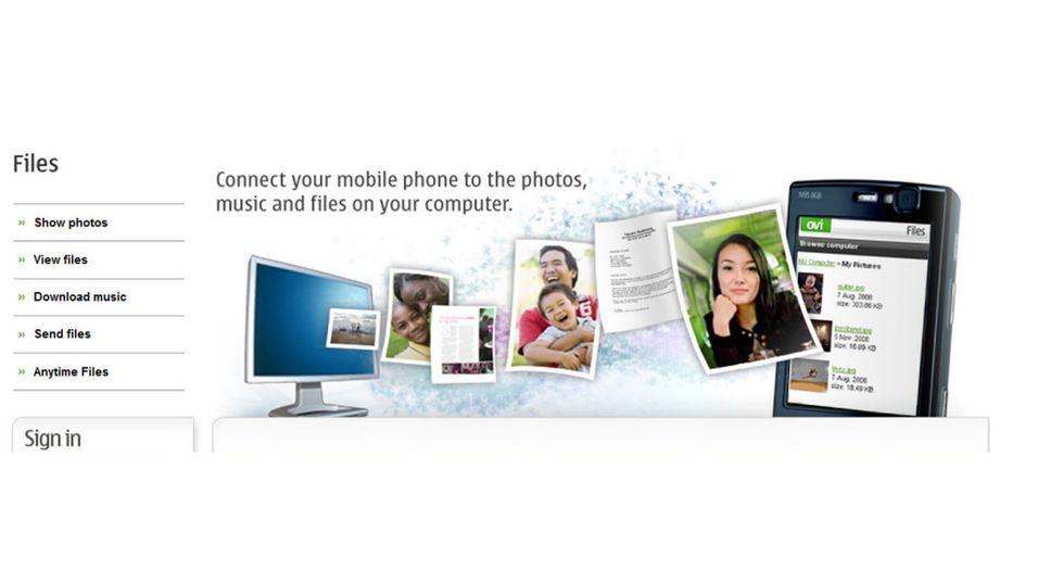 Nå sletter Nokia filene dine