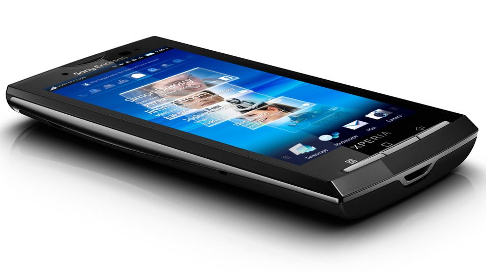Gode nyheter for Xperia X10