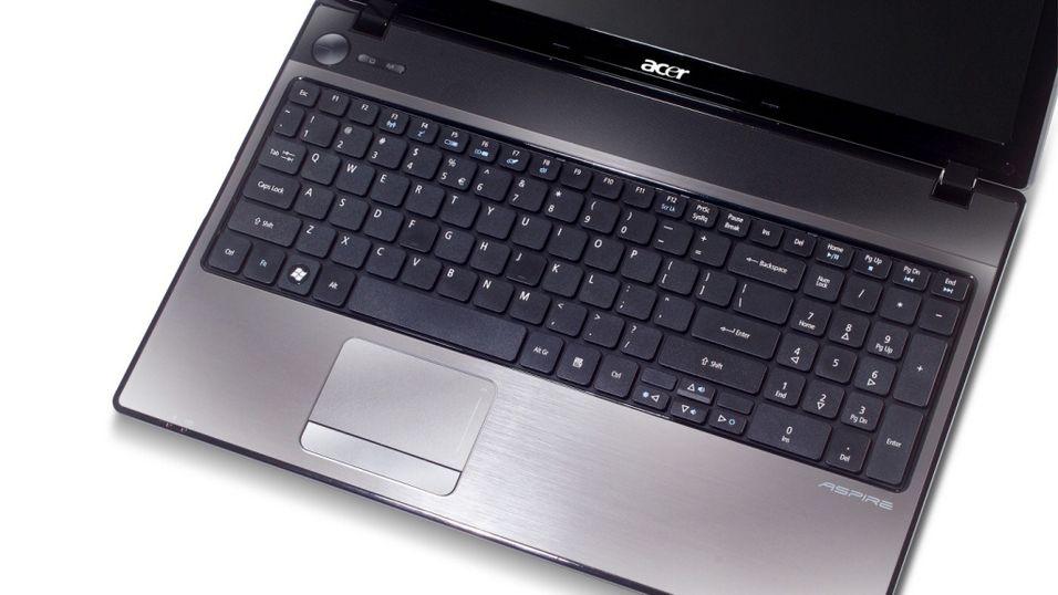 TEST: Acer Aspire 5741G