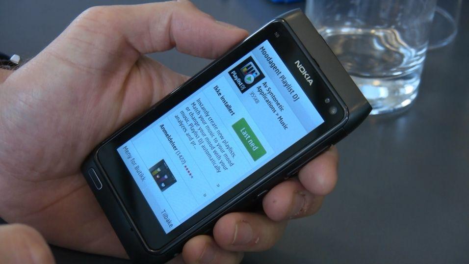 SNIKTITT: Slik er Nokias nye flaggskip