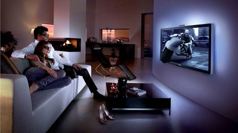 Få ekte kino-3D i stua