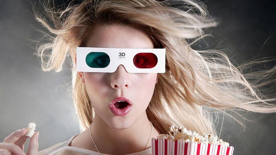 Se 3D på TV-en uten dekoder