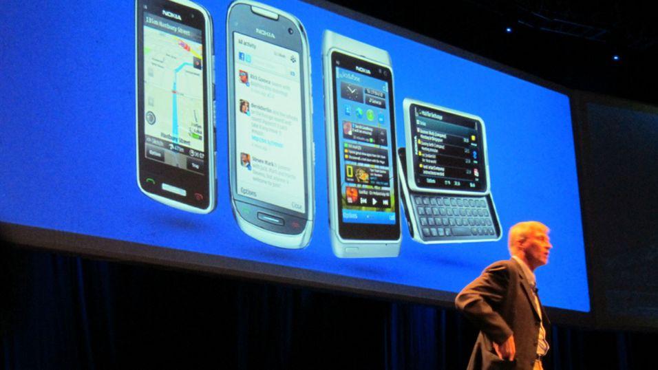 Vi følger Nokia World