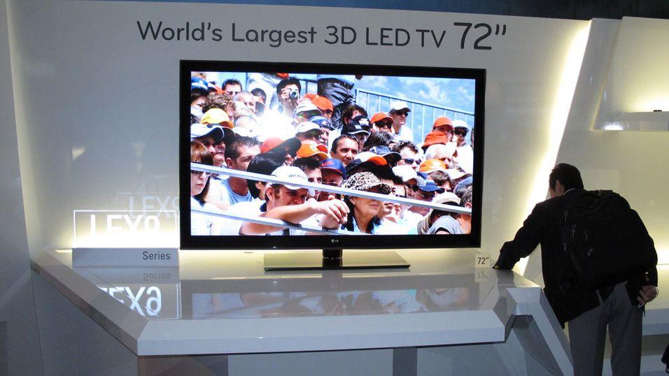 Her er verdens største 3D-LED