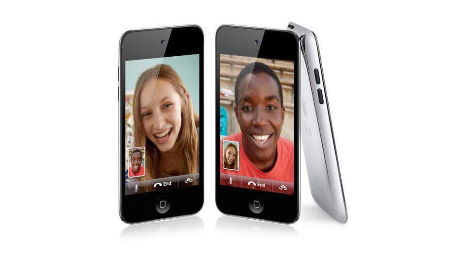 TEST: Apple iPod touch (4. generasjon)