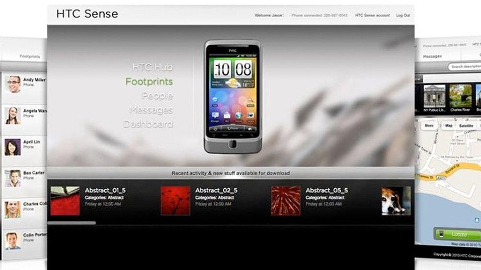 Bedre mobil med nye HTC Sense