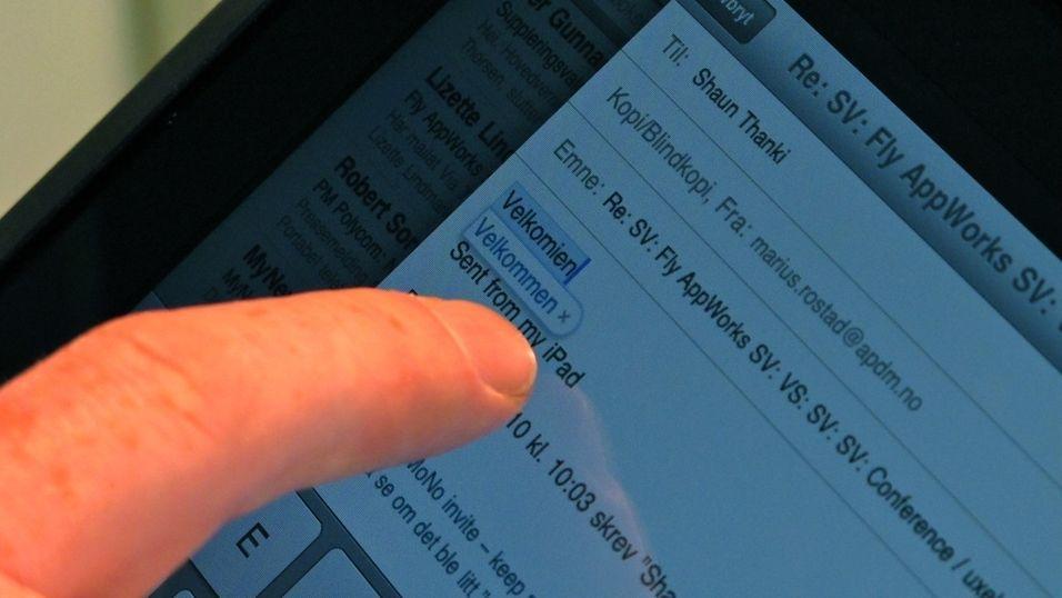 TEST: Slik blir norske Apple iPad