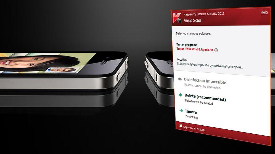 Jailbreak til iPhone stjeler passordene dine