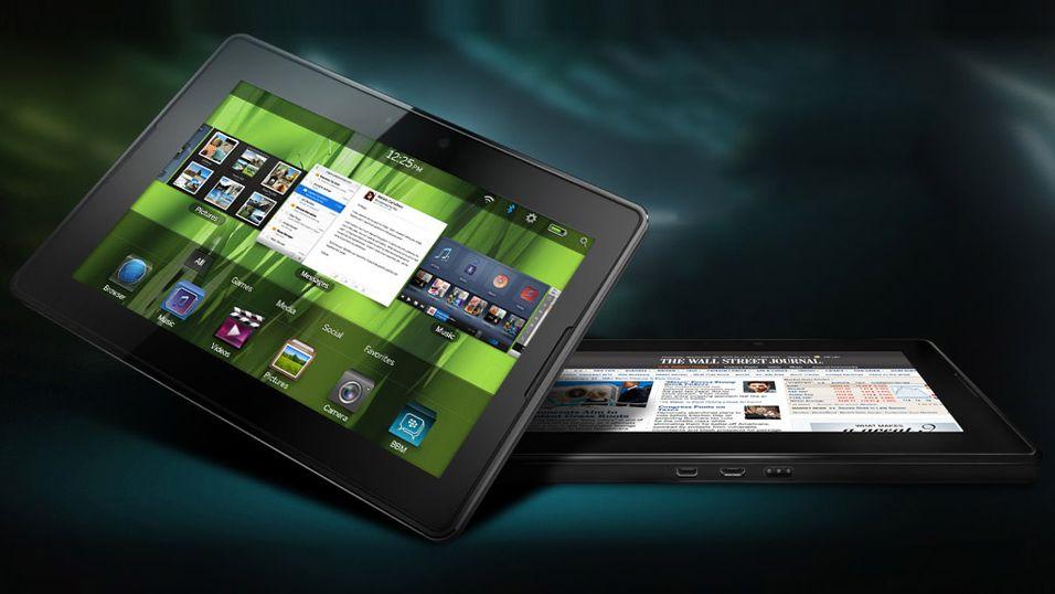 – Dette er iPad for proffene