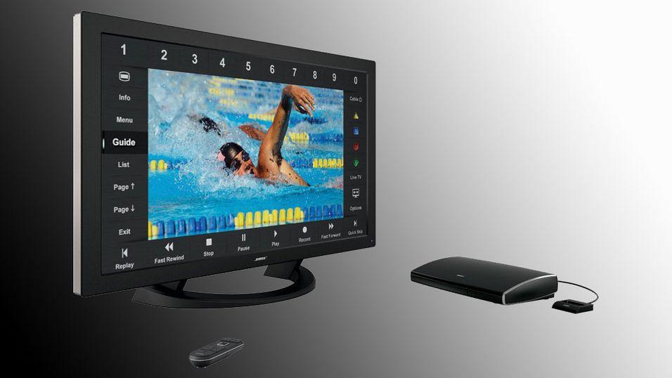 Bose lanserer surround-TV