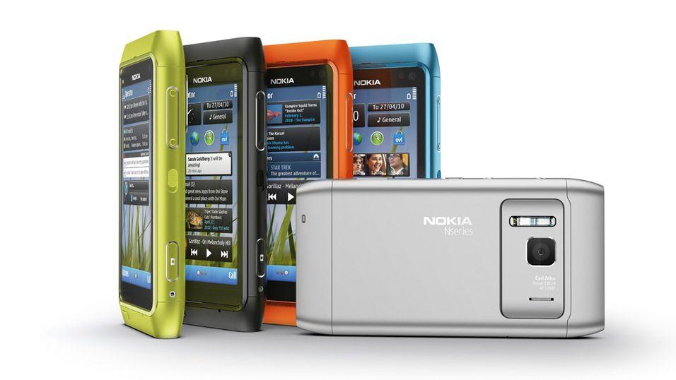 Nå kommer Nokia N8