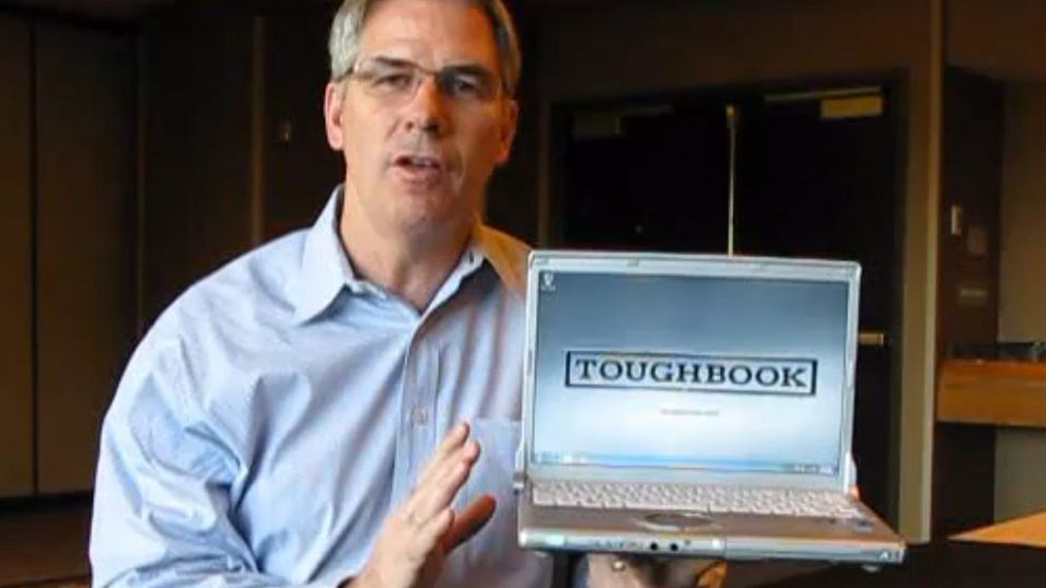 Toughbook S9 er verdens letteste