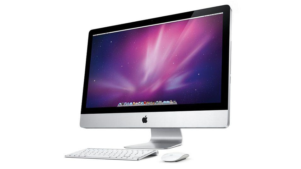 Neste iMac kan få berøringsskjerm