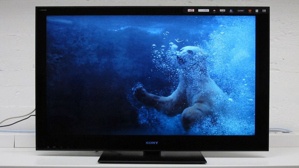 TEST: Sony KDL-46HX900