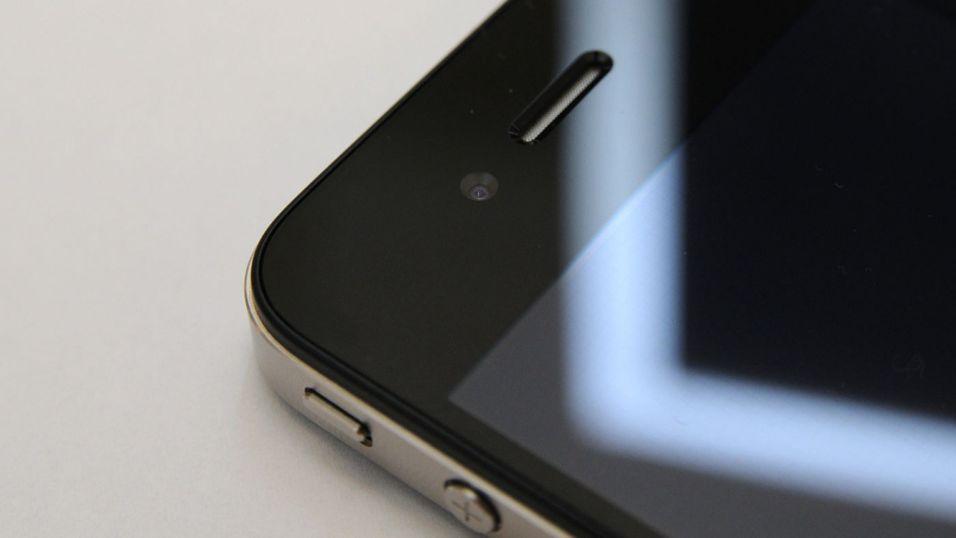 - iPhone 5 får ny fasong