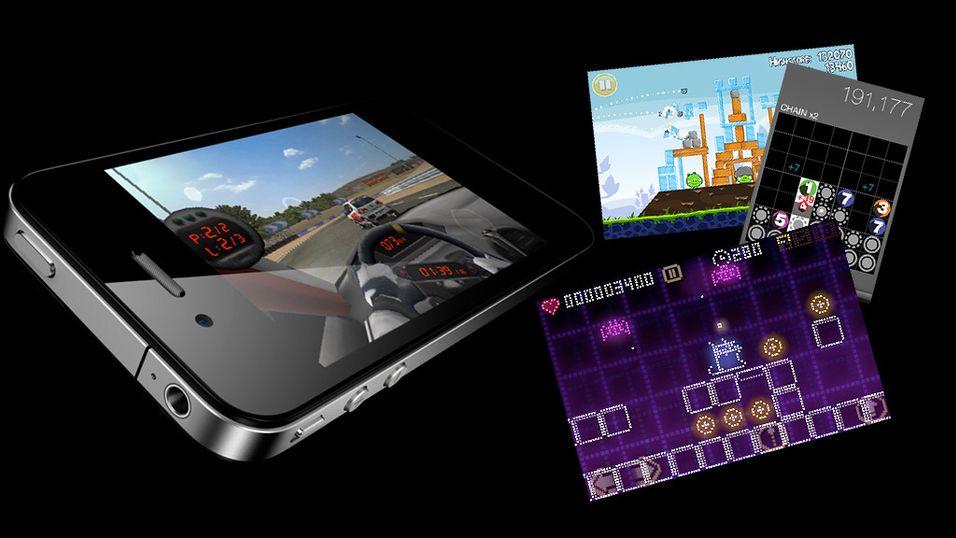 De 20 beste iPhone-spillene