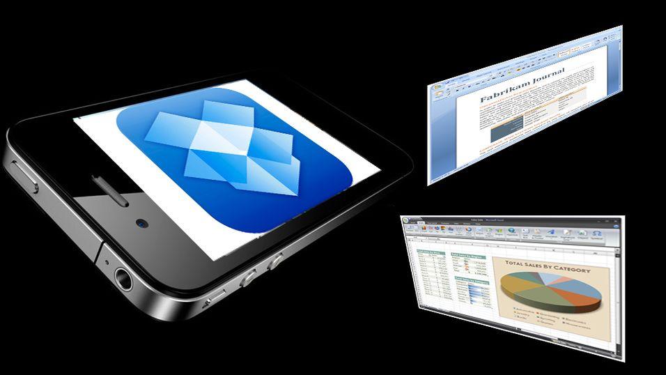 TEST: Ukens app: Dropbox