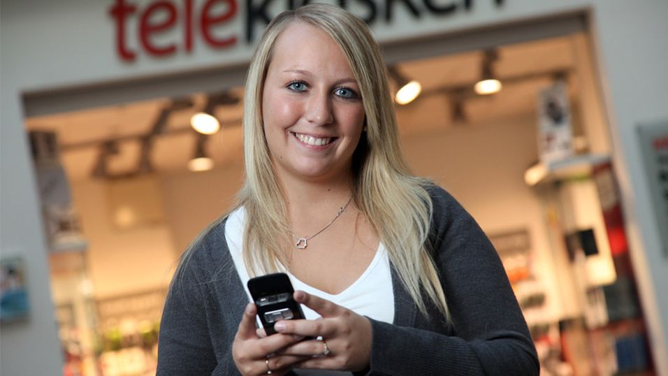 Norges kjappeste på SMS