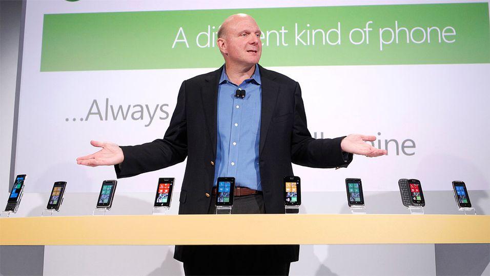 Her er Windows Phone 7-mobilene