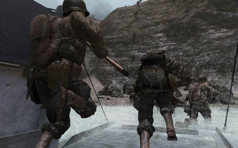 Перейти к скриншоту из игры strong em Call of Duty 2/em/strong под номером