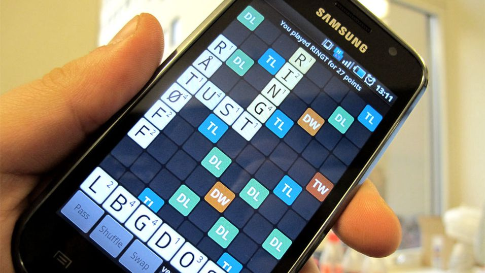 Wordfeud lansert til Windows Phone