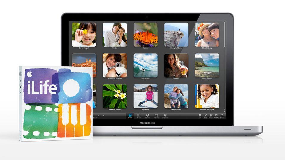 Slik er Apple iLife '11