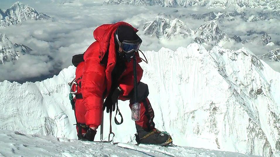 Nå er det 3G-dekning på Mount Everest