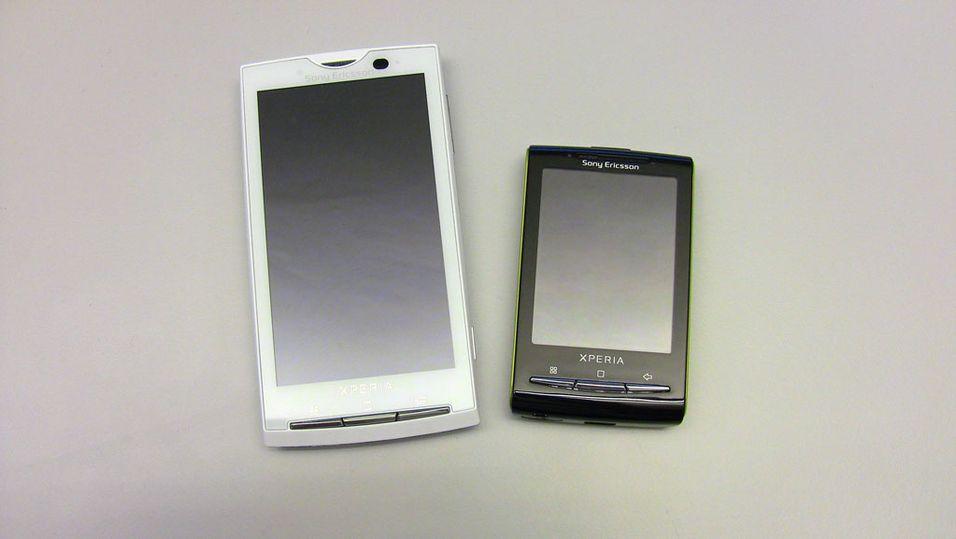 Endelig en fiks til Sony Ericsson Xperia X10