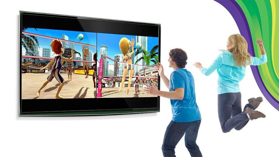 Slik fungerer Kinect