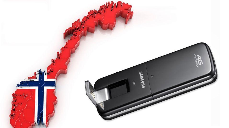 Nå skal hele Norge få 4G