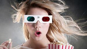 De første 3D-brillene