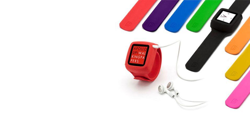 Fargerikt til iPod-en