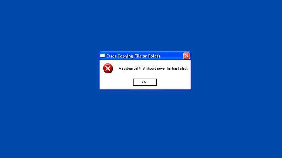 De morsomste Windows-feilene