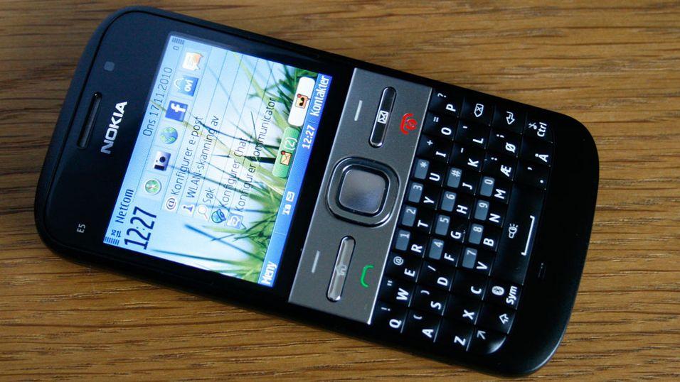 TEST: Nokia E5