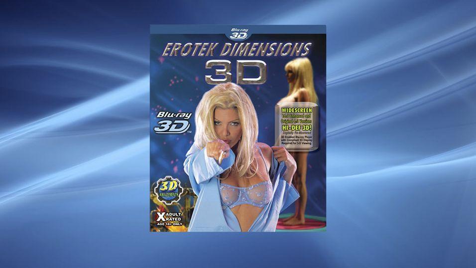 Nå får du 3D-porno på Blu-ray