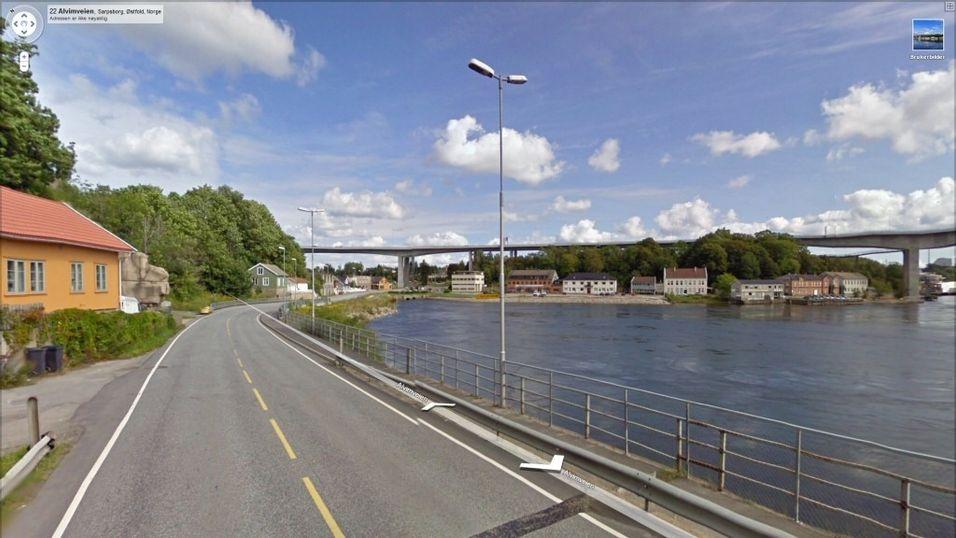 Nå kommer StreetView i hele Norge