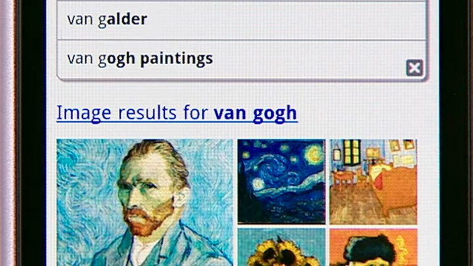 Google avslører våre nettsøk