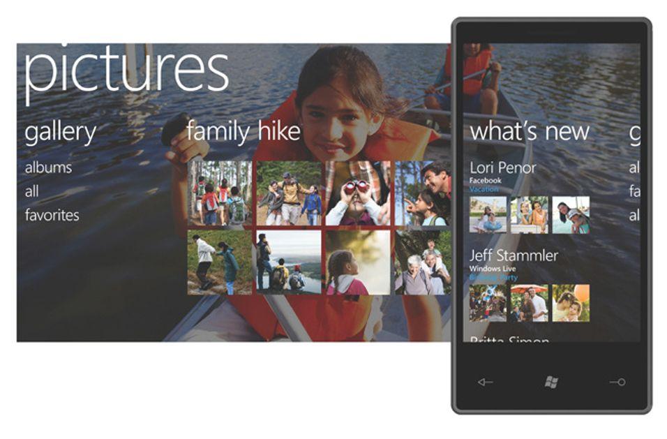 Større frihet for Windows Phone 7