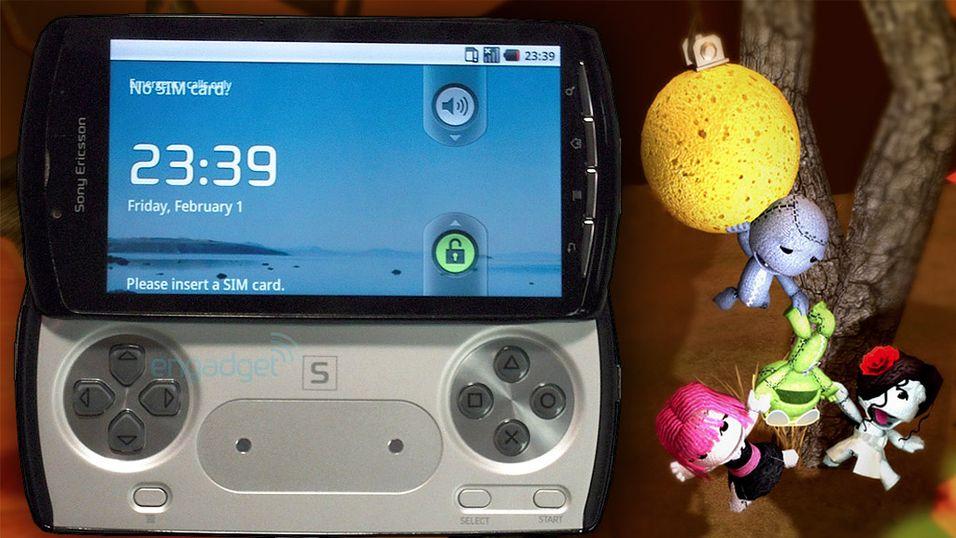 –PlayStation-mobilen i salg i mars