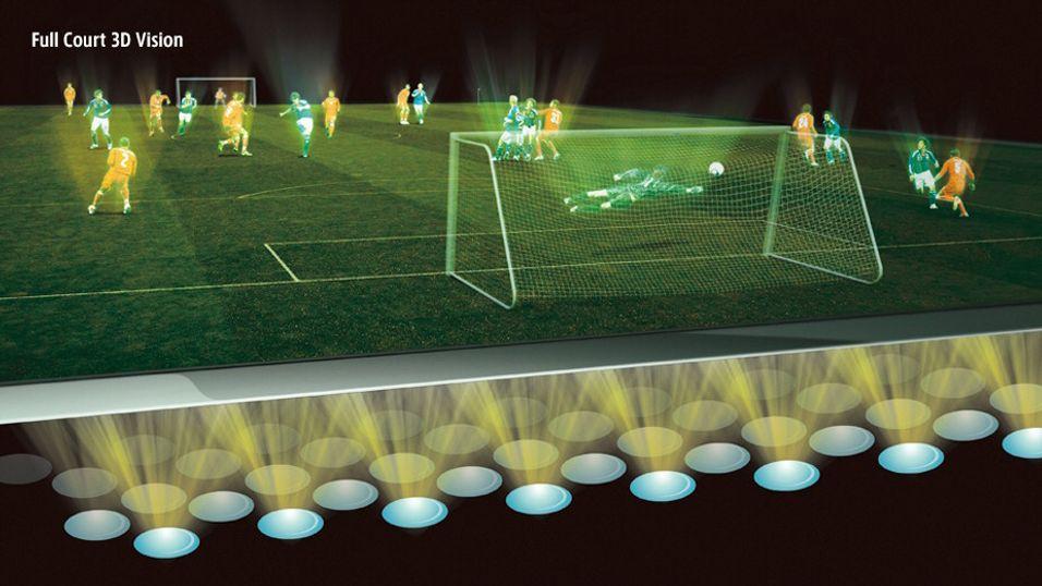 Slik blir fremtidens fotballkamper