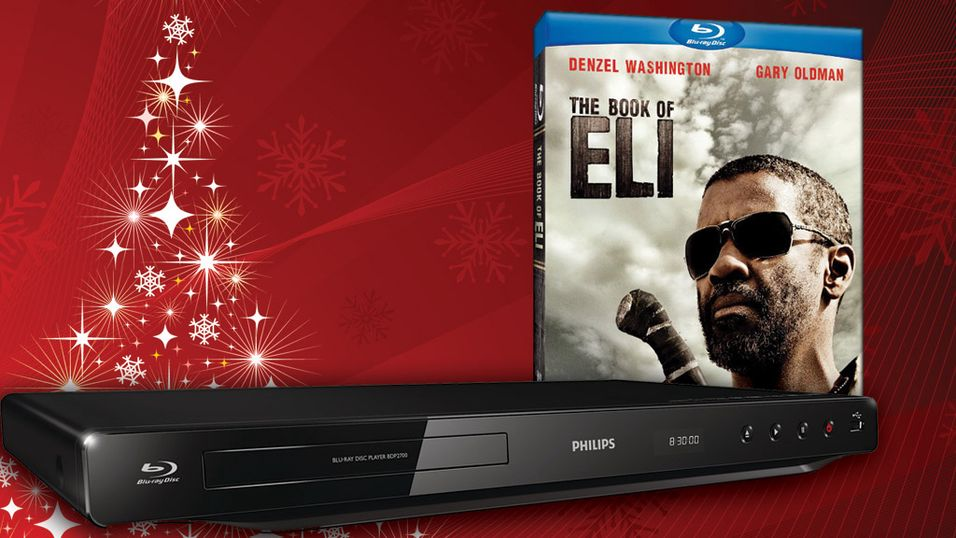 Disse Blu-ray-spillerne bør du kjøpe til jul
