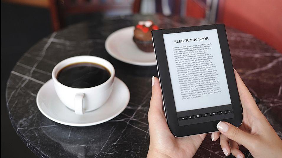 8 grunner til å velge e-boken