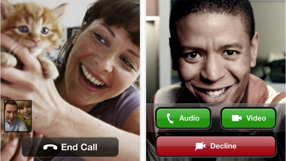 Skype for iPhone med videosamtaler