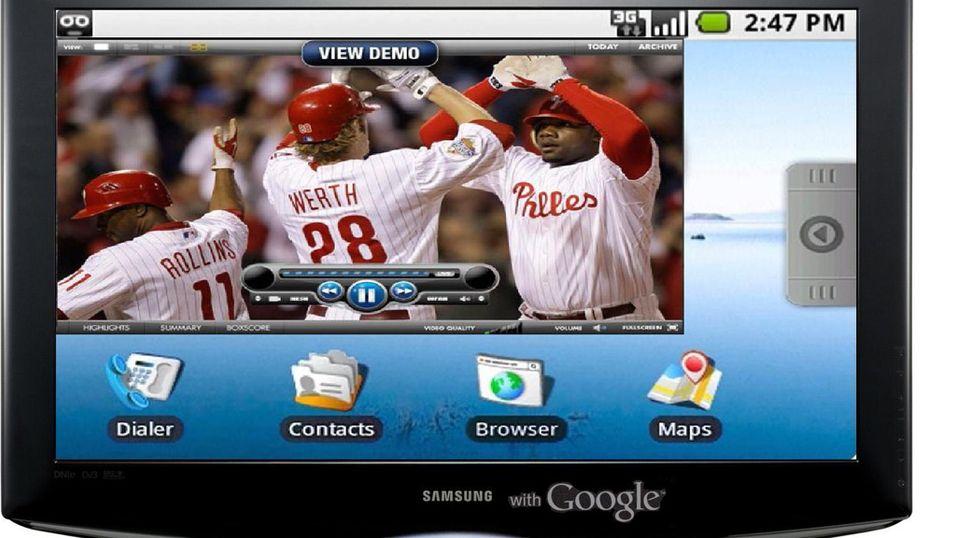 Google-TV utsatt