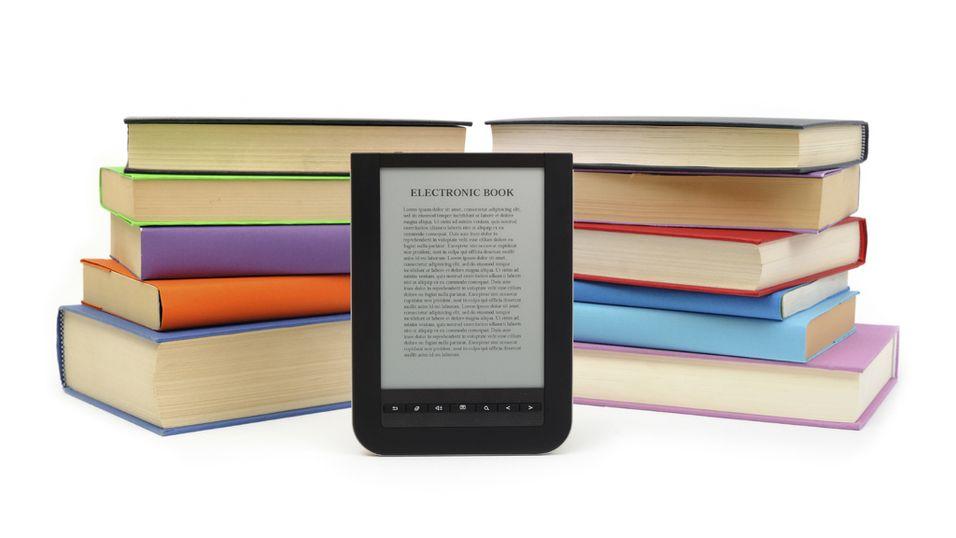 Kindle blir bibliotek