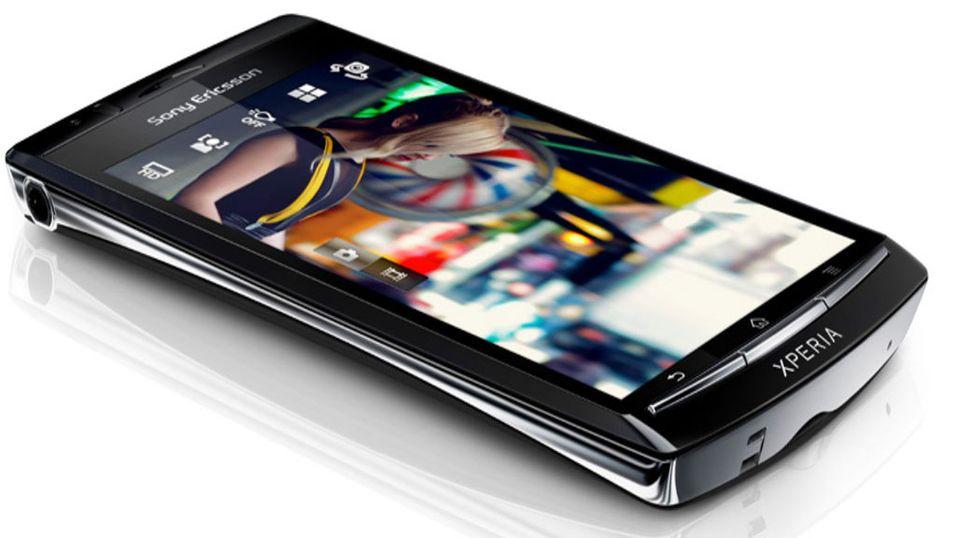Sony Ericsson Xperia Arc er lansert
