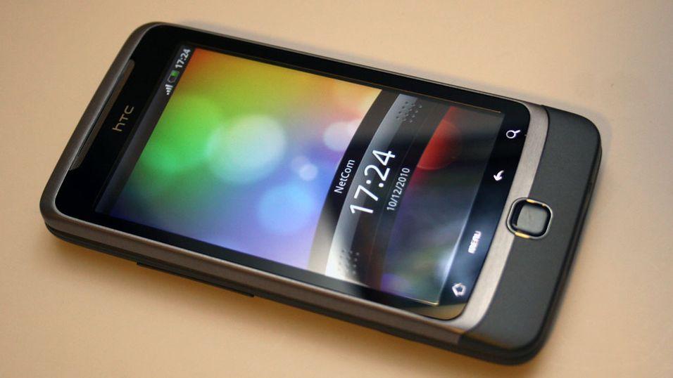 SMS-trøbbel for HTCs toppmodeller