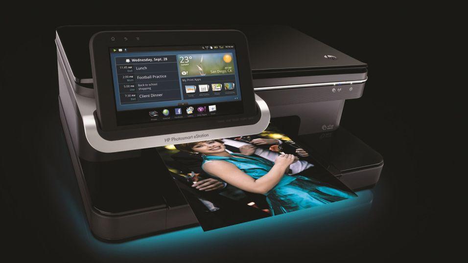 TEST: HP Photosmart eStation