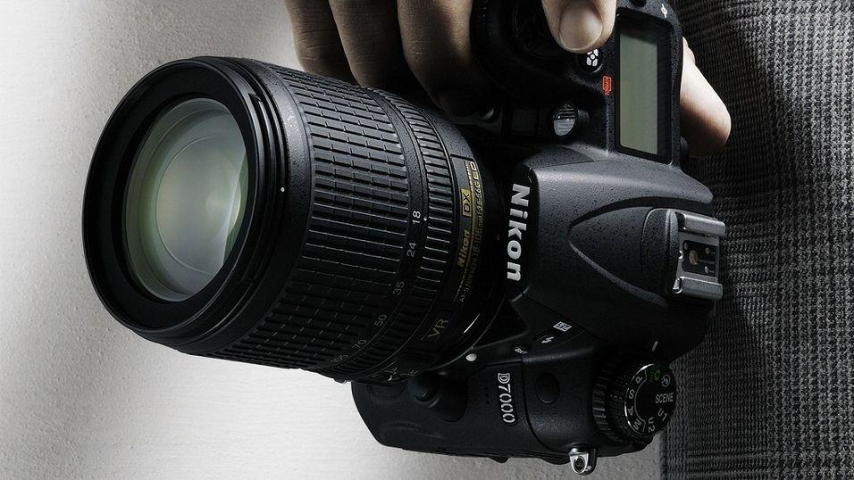 TEST: Nikon leverer varene